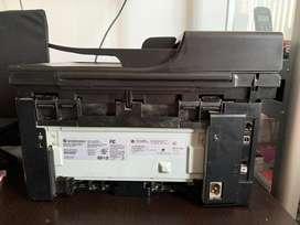 Impresora HP  laser m1212