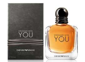 Stronger With You - Armani