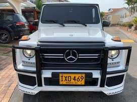 2016 Mercedes-benz G-Class Blindaje II plus