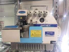 Maquina Industrial Fileteadora Mecatronica Jinthex JN757FD