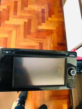Vendo auto radio original mitsubishi Montero sport