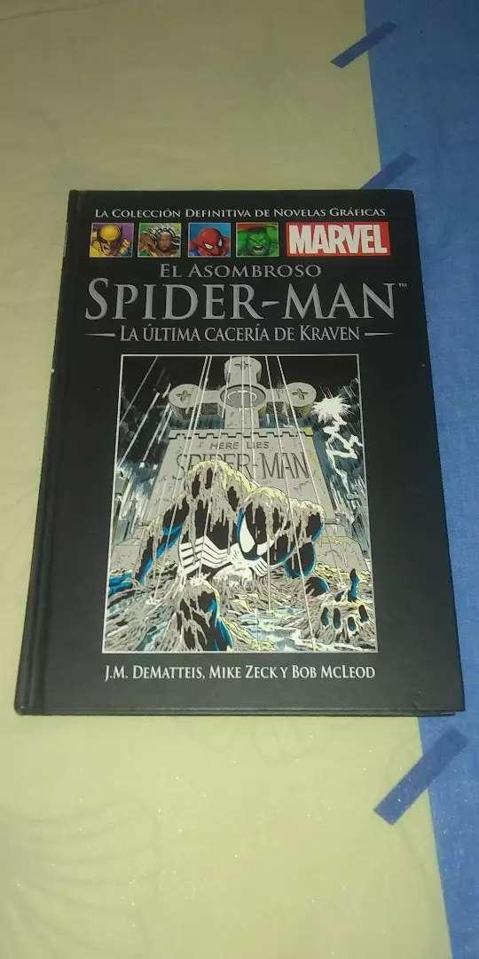 Spiderman - La última cacería de Kraven 0