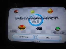 Mario Kart nintendo wii cd original PAL