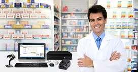 Software pos para Farmacias para administrar y controlar tu negocio