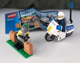 Lego city tras el ladron