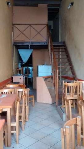 Muebles Bar-Panaderia