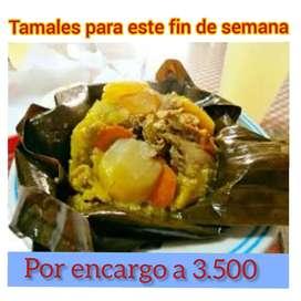 Venta tamales