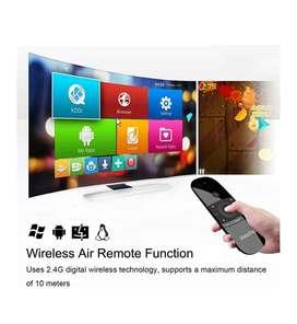 Control remoto de aire, WeChip 2.4G inalámbrico teclado W1