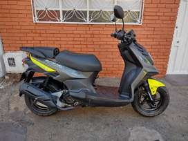 Scooter akt dynamic pro 2022