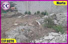CxC Venta Terreno, San Jose de Moran, Exp. 8270