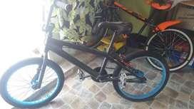Bicicleta para Cross tamaño 26