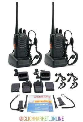 2 radios  bf 777 - alta frecuencia