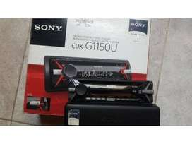 Estéreo y Parlantes SONY Xplod CD-USB-MP3-Android
