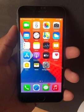 Vendo iphone 6s de 32Gb equipo libre