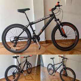 Bicicicleta rin 26
