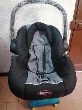 Silla de seguridad para bebé (carro)