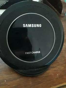 Cargador Inalámbrico Samsung S7 Carga Rapida
