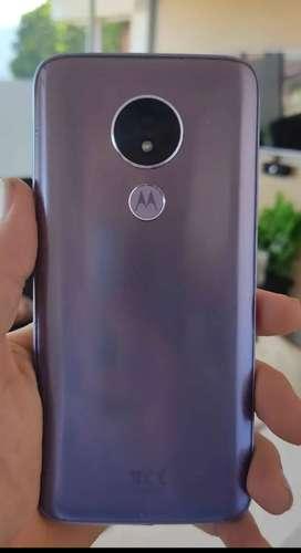 Vendo o cambio lindo Moto G7 Power 64 y 4