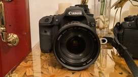Cámara Canon EOS 7d + tarjera 32GB + Flash 580EX