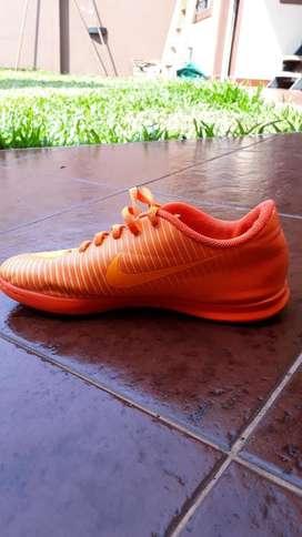 Vendo Nike Mercurial X Talle 37