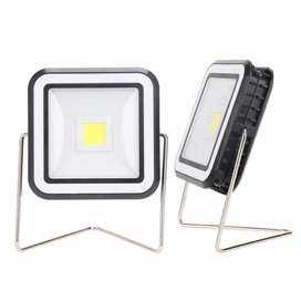 Lampara Led Solar Recargable Usb Carga 5