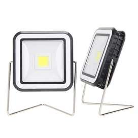 Lampara Led Solar Recargable Usb Carga 5