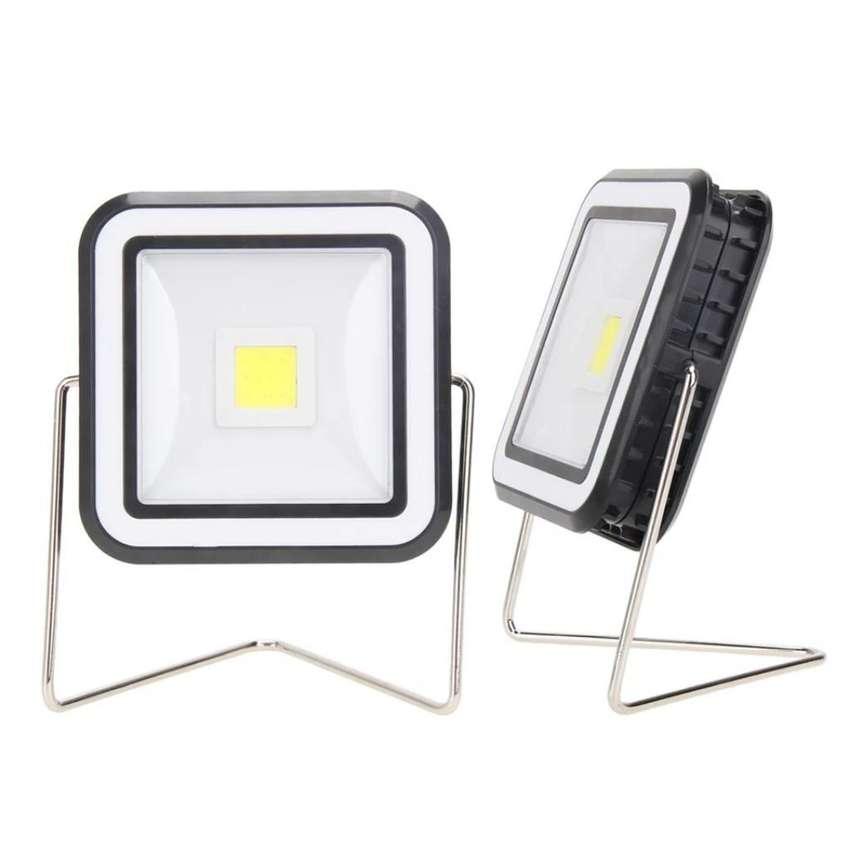 Lampara Led Solar Recargable Usb Carga 5 0