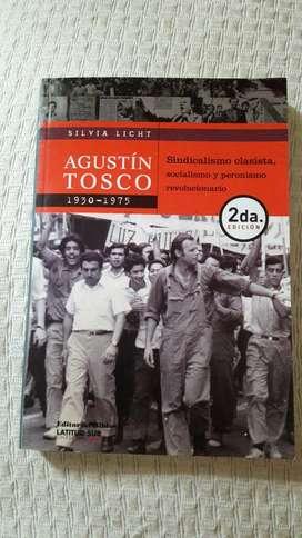 Libro Agustin Tosco