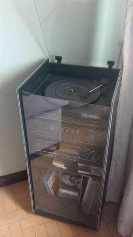 Equipo de Sonido - Tocadiscos - Clásico - Vintage Bucaramanga