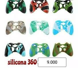 Silicona para Xbox 360