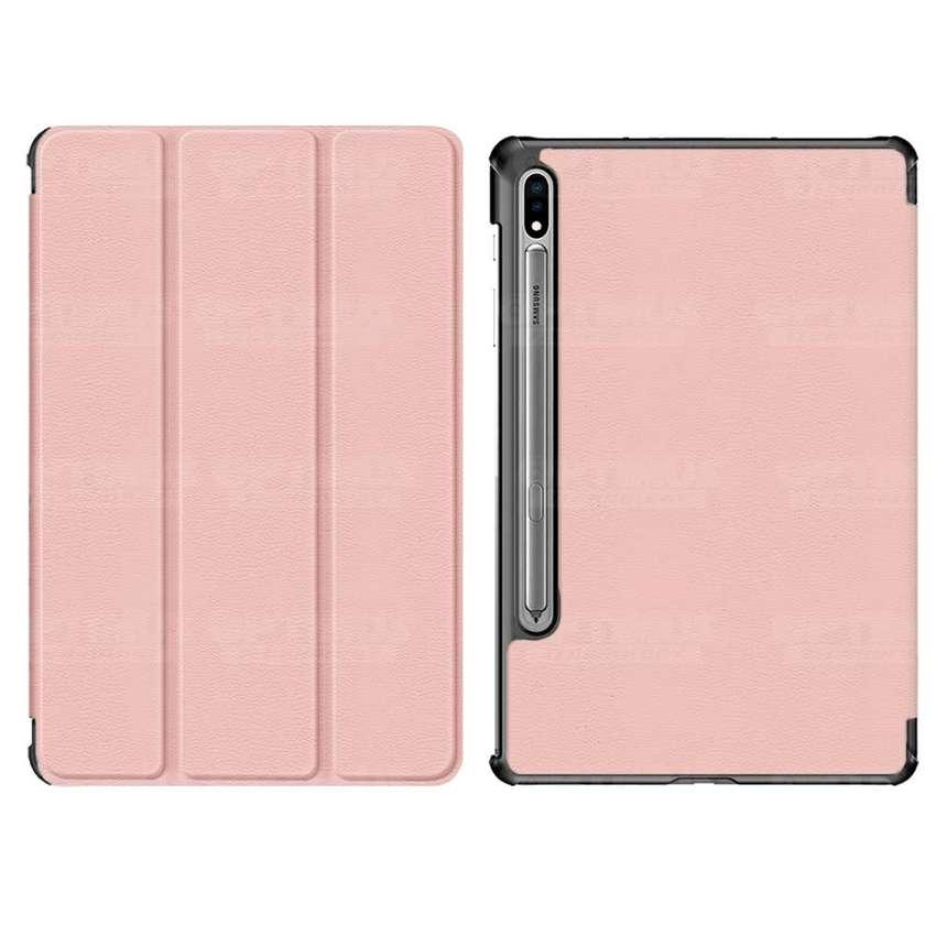 Estuche Case Forro Protector Con Tapa Tablet Samsung Galaxy Tab S7 Plus SM-T970NZWLCOO 12.4 Pulgadas 128GB