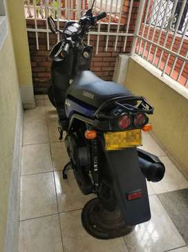 Vendo moto Yamaha BWS 125CC