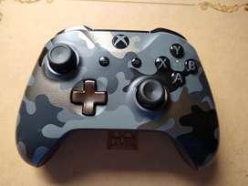 Xbox one control Night ops edición especial