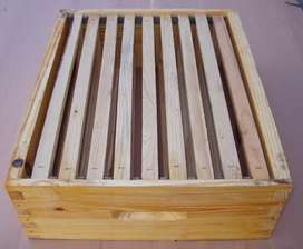 Materiales apicultura