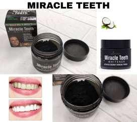 Crema blanqueadora para dientes