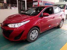 Toyota Yaris 2018 Full