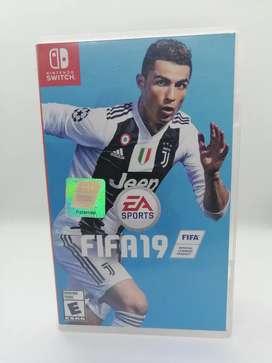 FIFA 2019 para Nintendo Switch en físico