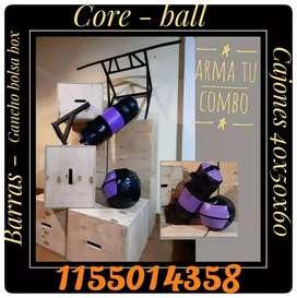 Cajón persa + Core + ball