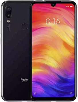 Vendo de Oportunidad Xiaomi redmi note 7 en caja