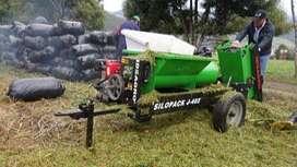 ENSILADORA SILOPACK J402 (semi nueva)
