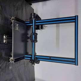 Estructura impresora 3d con motores (solo falta electronica)