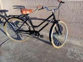 Bicicleta vintage rodado 28