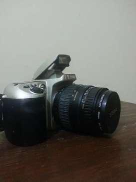 cámara reflex analógica Nikon N60