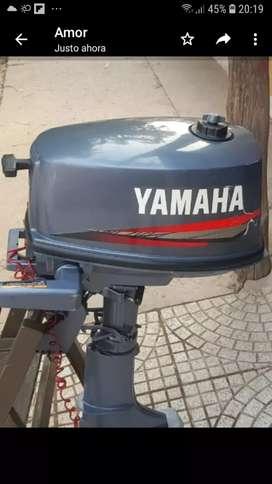Permuvendo motor Yamaha 4