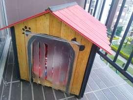 Casa térmica para perro pequeño