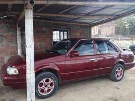 Mazda 323 año 92 excelente estado reparado