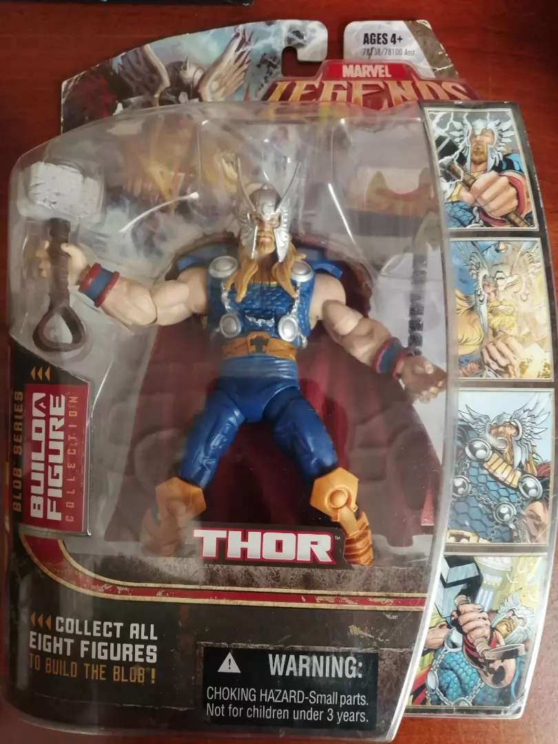 Lord Thor en caja comoleto nuevo