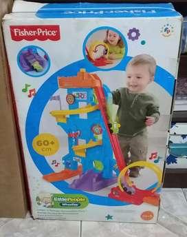 Fisher Price parque de diversiones