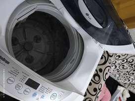 Lavadora lg usada