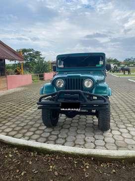 Se vende Jeep Ford Fuerte